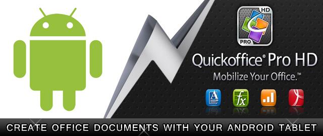 Quickoffice Pro Для Андроид Скачать - фото 11