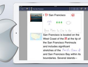 7notes HD featured iPad app