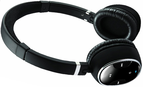WP 300 Bluetooth iPad headphones