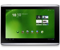 Acer Iconia Tab A500 Honeycomb tablet