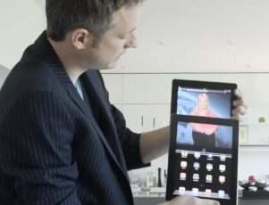 Simon Pierre iOS 5 preview parady video