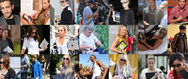 celebrities-with-ipads