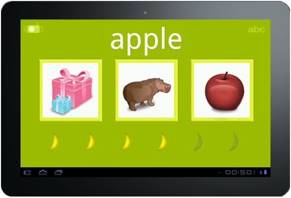 Happi Reads Learn to Read featured Android educational app for kids