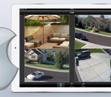 How to increase home security with your iPad