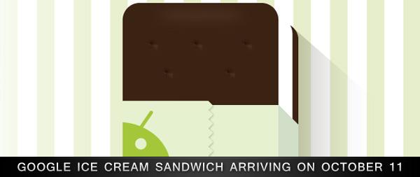 Google Ice Cream Sandwich
