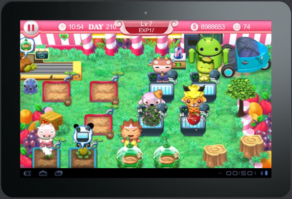 Pretty Pet Tycoon newly released Android tablet game