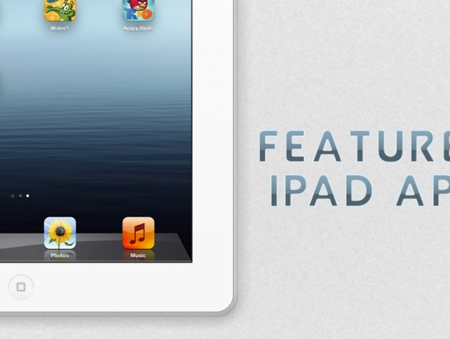 Featured iPad App
