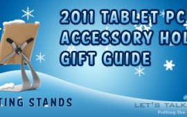 Best Tablet PC Mounting Stands 2011
