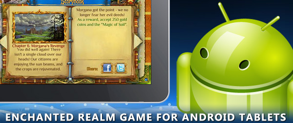 Enchanted Realm Free Android Tablet Game
