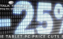 2012 Let the Tablet PC Price Cuts Begin