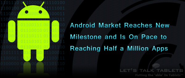 Android Market Nears Half a Million Apps Mark