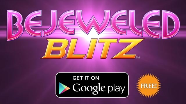 Bejeweled Blitz match 3 game