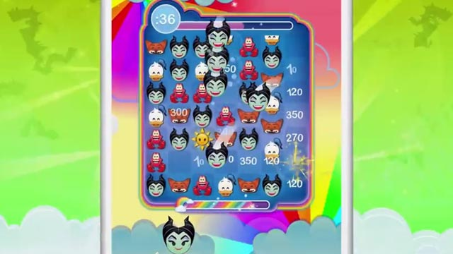 Disney Emoji Blitz Android game screenshot