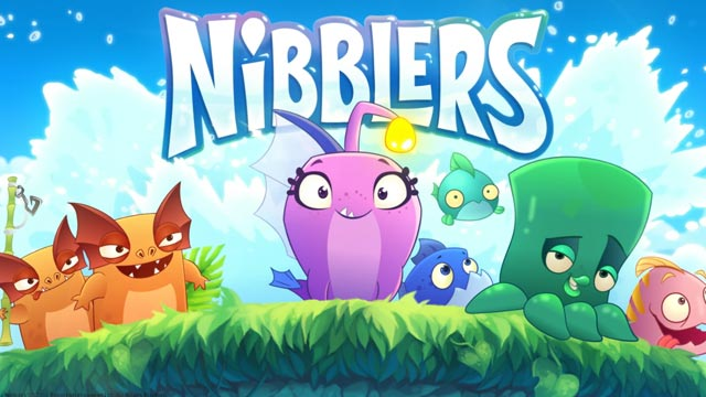 Fruit Nibblers match 3 game for Android devices