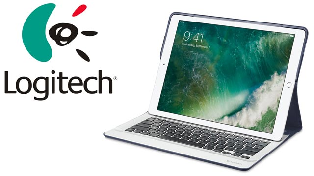 Logitech CREATE Keyboard Case for iPad Pro 12.9 inch