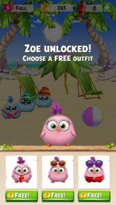 Angry Birds Match Hatchling unlocked screenshot