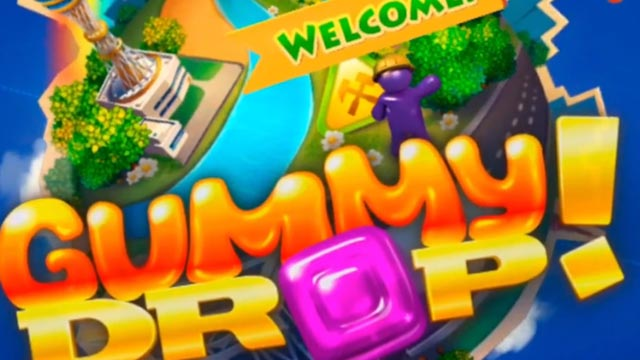 Gummy Drop match 3 game for Android devices