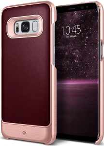 Galaxy S8 Case by Caseology Fairmont Series