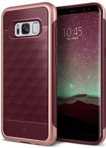 Galaxy S8 Case by Caseology Parallax Series