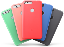 Google Pixel XL silicone cases