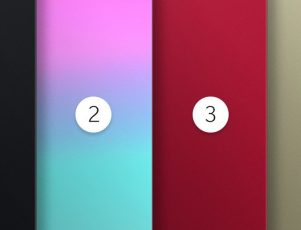 OnePlus 5 colour options