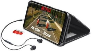 Samsung Galaxy S8 Entertainment Kit with Netflix