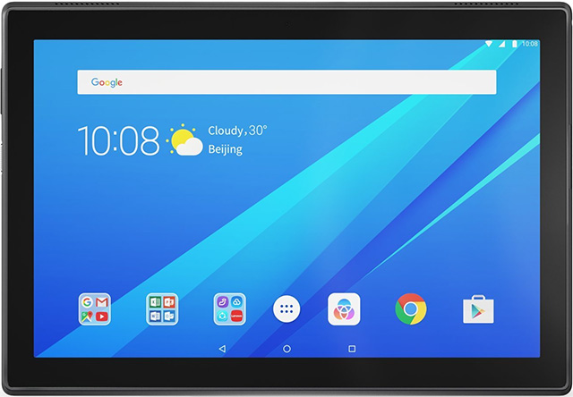 10 inch Lenovo Tab 4 Android tablet