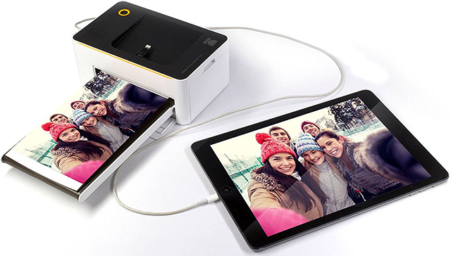 Kodak Dockand Wi-Fi Photo Printer
