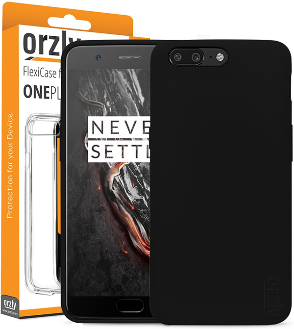Orzly FlexiCase for OnePlus 5