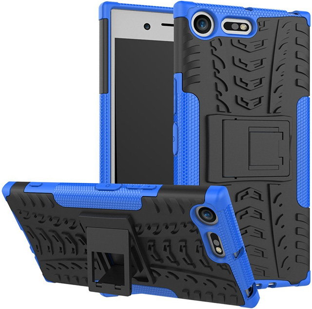 Shock Absorbing Dual Layer Protective Armor Case