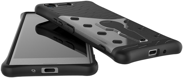 SunRemex Rugged Armor Case