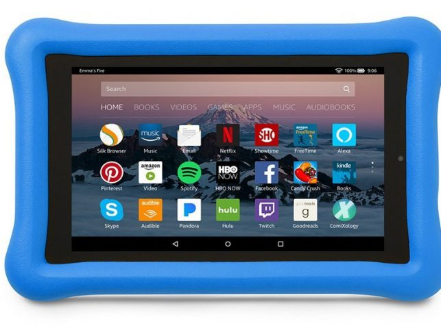 best Fire HD 8 7th generation cases