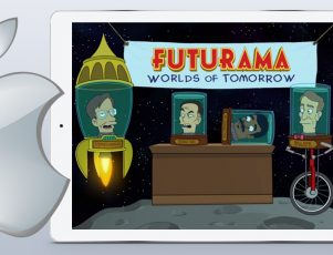 Futurama Worlds of Tomorrow iOS game launched