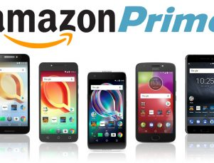 new Amazon Prime exclusive smartphone deals