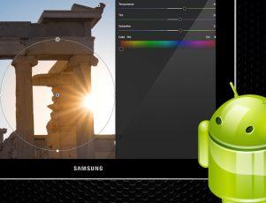 Adobe Photoshop Lightroom Android app