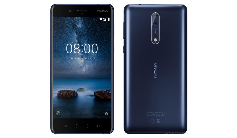 Nokia 8 flagship