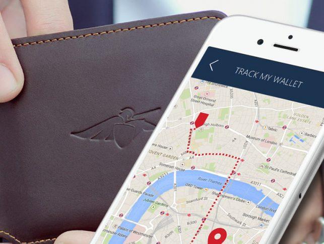 Volterman anti-thief smart wallet
