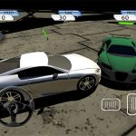 Crazy Stunt Car Destruction Derby iPad game screenshot 3
