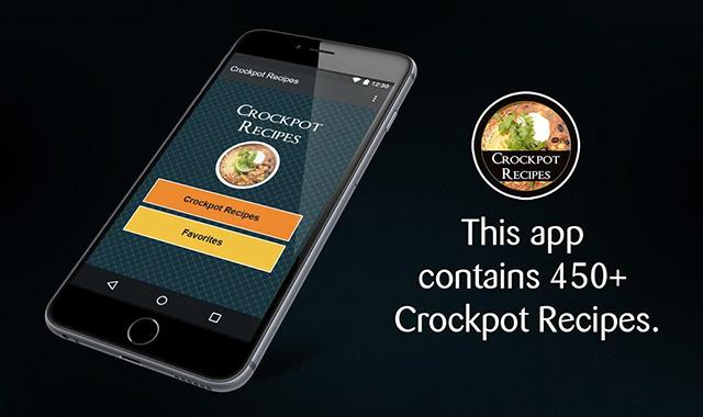 Crockpot Recipes Android app