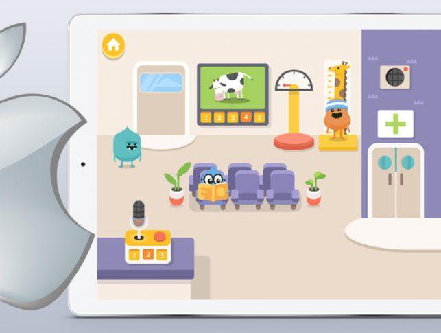 Dumb Ways JR Zany's Hospital iOS game