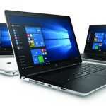 All new HP ProBook 400 G5 series laptop