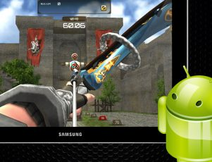 New Android game Archery Big Match by Mobirix