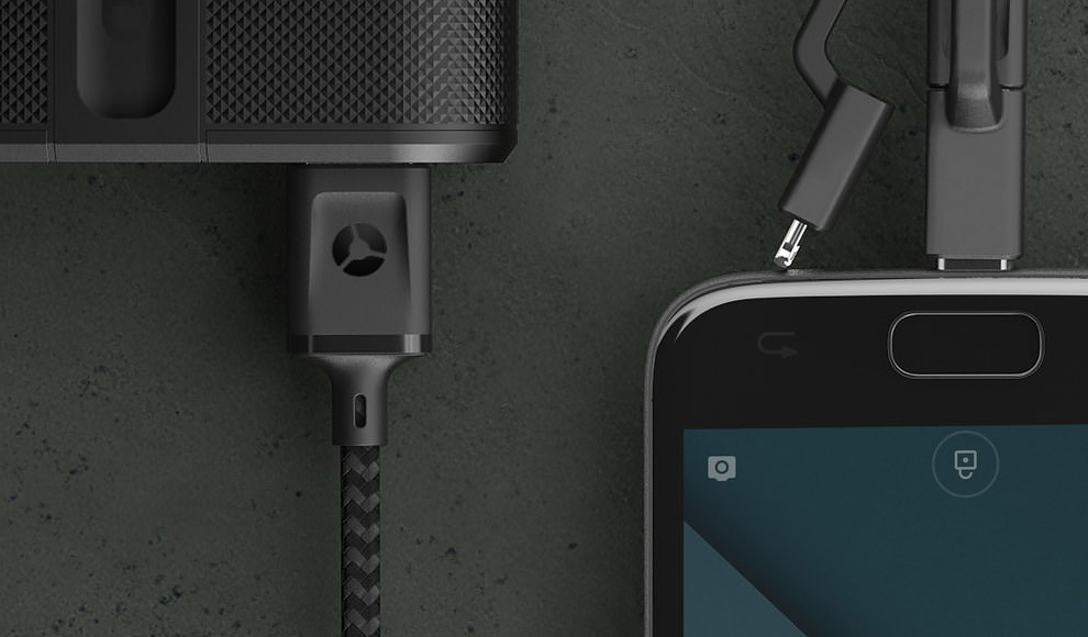 Nomad Ultra Rugged Universal Mobile Device Charging Cable