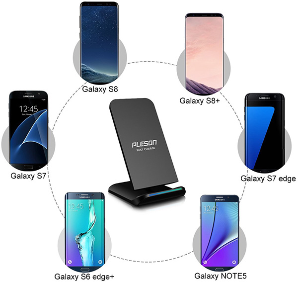 PLESON PLS-WR-C400 Wireless Charger