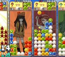 Raining Blobs newly released anime Android game