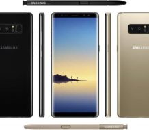 Samsung Galaxy Note 8 phablet