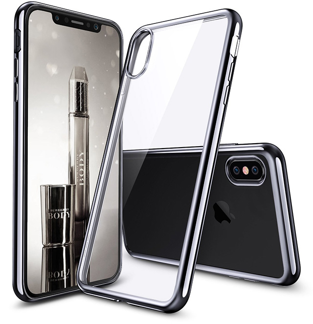 ESR Transparent iPhone X Case