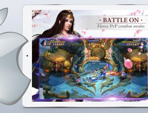 Swords of Immortals new 3D iOS Game