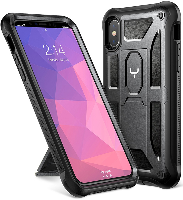 YOUMAKER Heavy Duty iPhone X Case