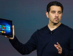 Microsoft Surface chief Panos Panay